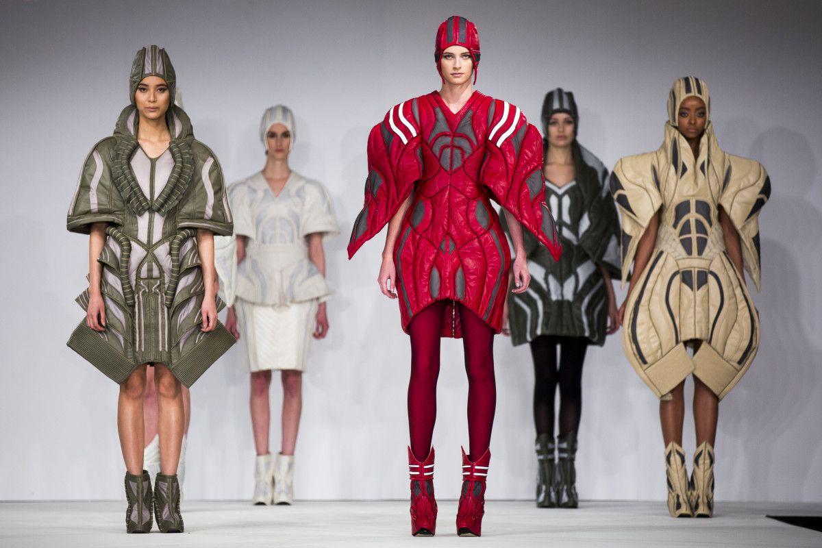 Bunka Fashion College Bunka Fashion College Student Fashion Technology Fashion