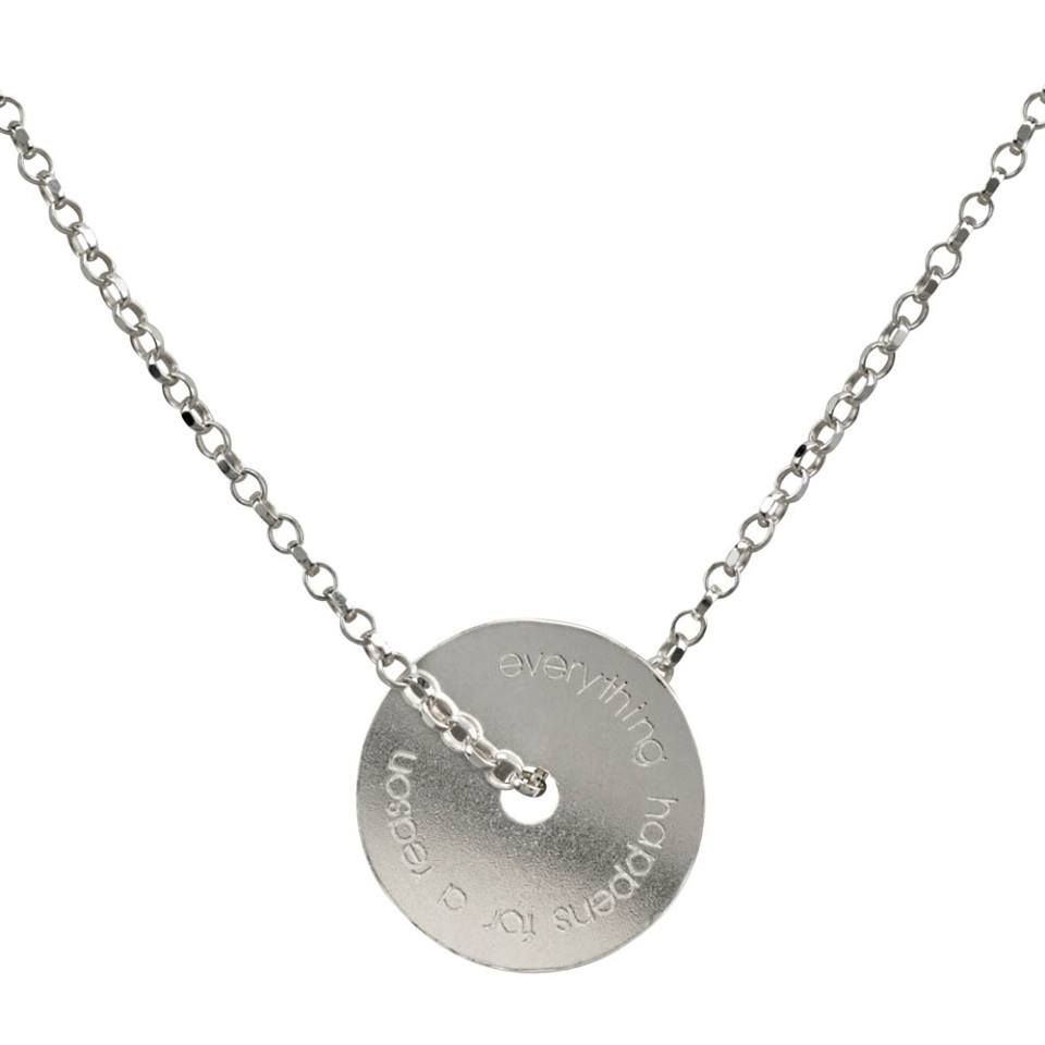 details ht gold fill necklace multiple small simple tag sterling chain silver chains personalized rose initial ori engraved