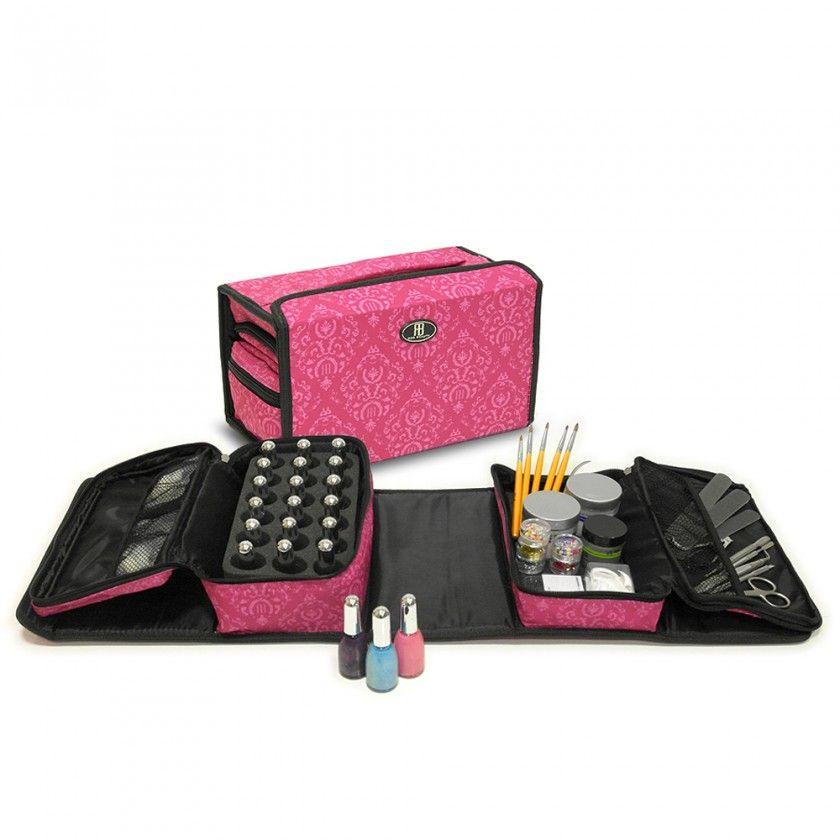 Doubleit Imperial Pink Ideas de salón de uñas, Salon de