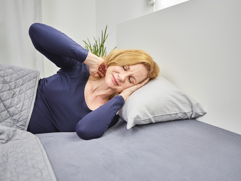Mysheepi Home Verspannter Nacken Nackenmuskulatur Rückenschmerzen