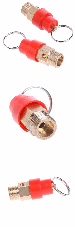 [Visit to Buy] 1PC 1/4'' 10KG BSP Air Compressor Safety
