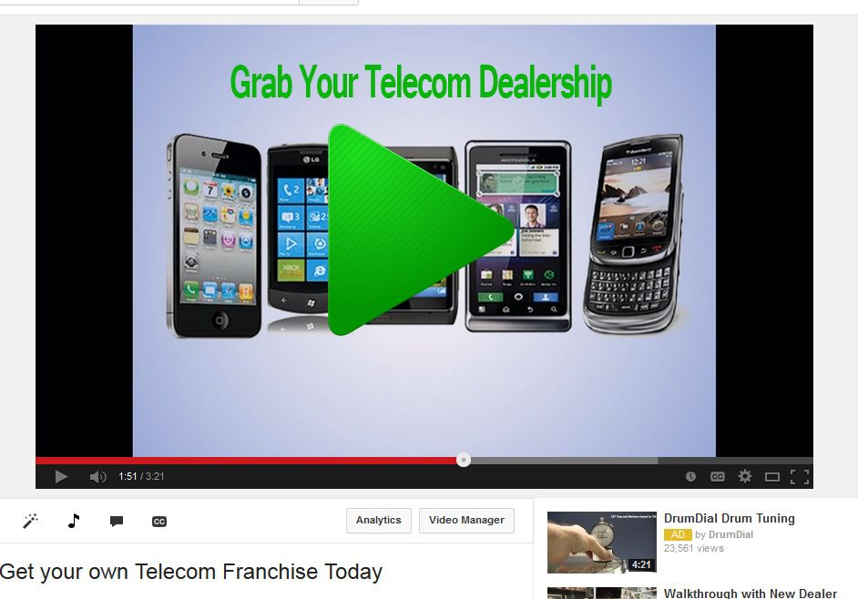 Get your own telecom franchise in less than one week. | Stuff to ...
