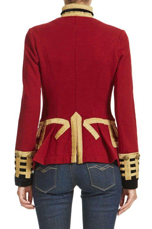 Manteau militaire ralph lauren femme