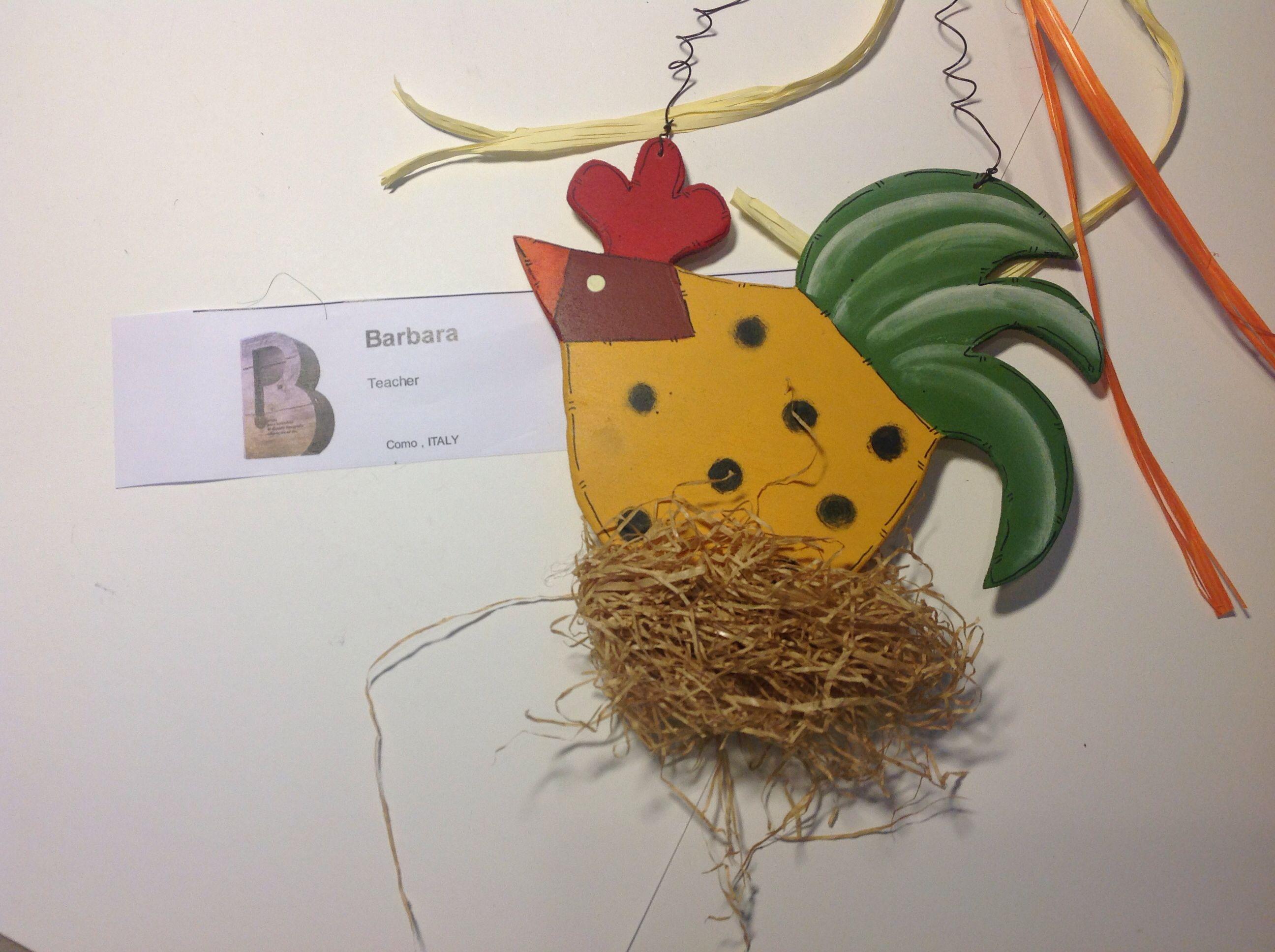 Bambini Pittura ~ Gallo progetto bambini pittura country spoon stuff
