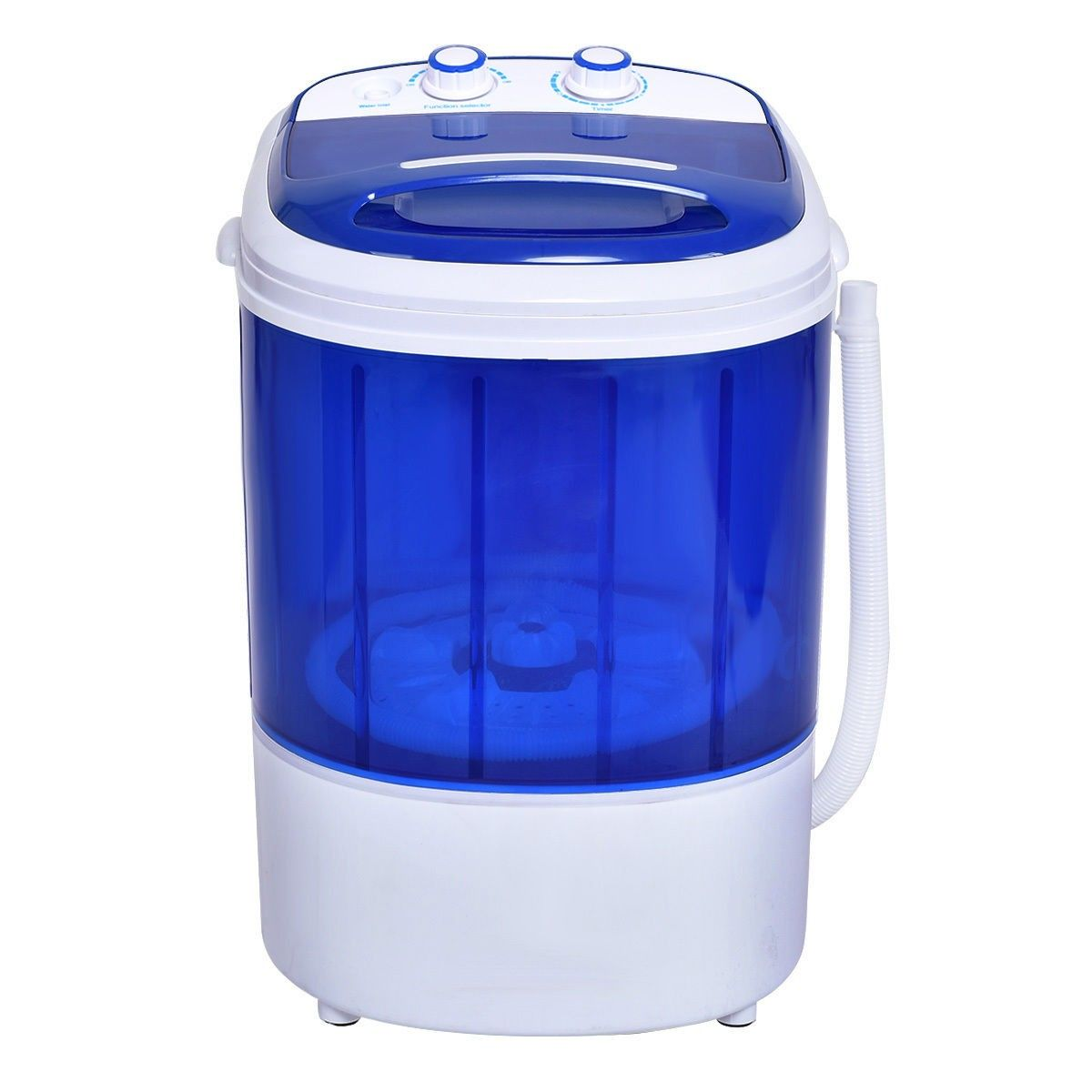 Mini Portable Washer Washing Machine Compact Size Could Be Put In A Compact Room Such As Dorms C Laundry Washing Machine Mini Washing Machine Portable Washer