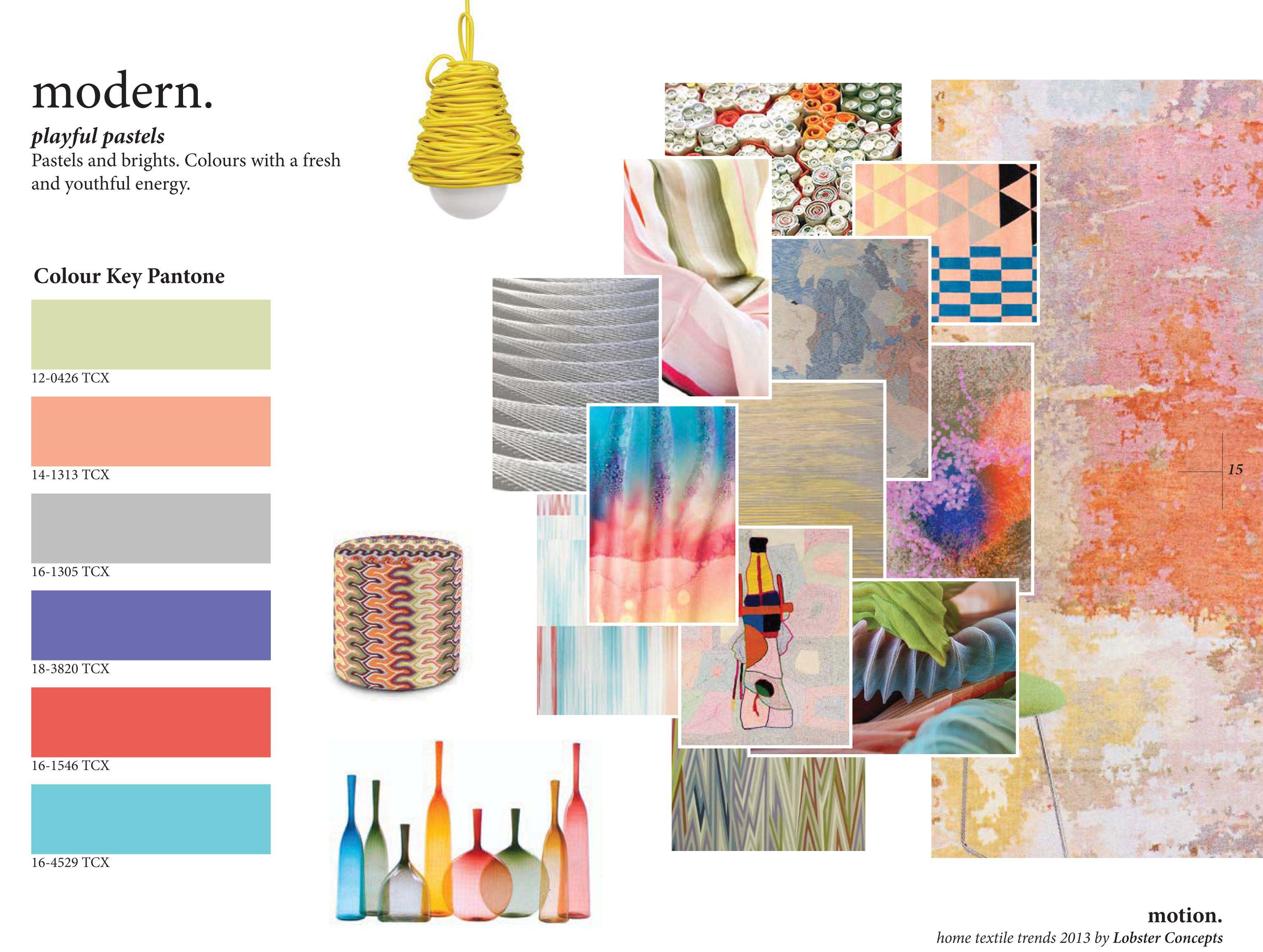 Home Textile Trends 2013pdf