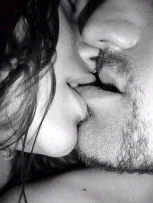 Deep Wet Tongue Kissing