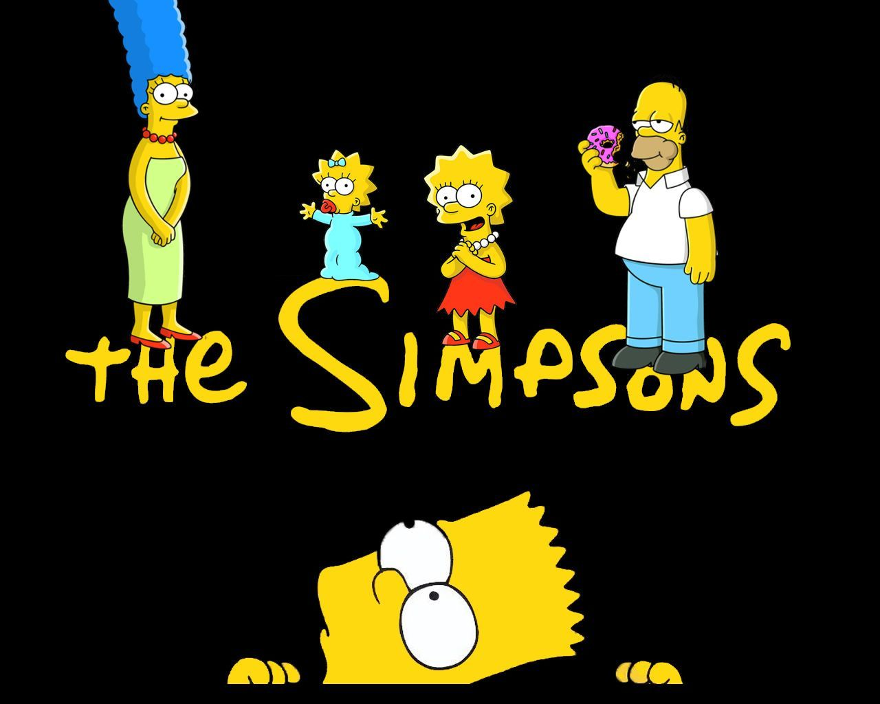 The Simpsons HD Wallpapers Backgrounds Wallpaper HD