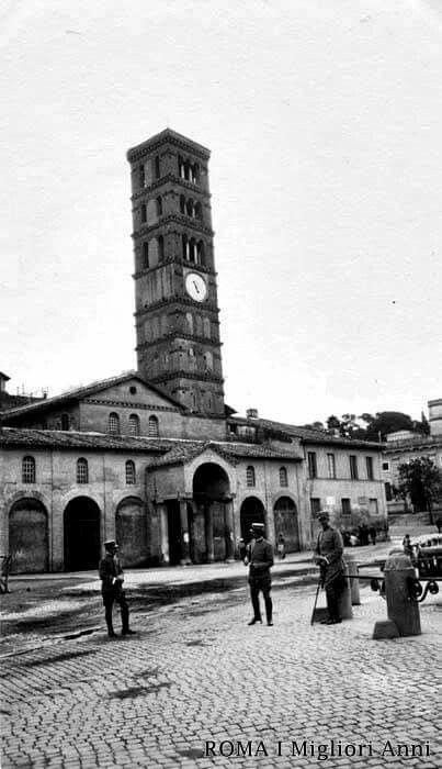 Santa Maria in Cosmedin 1915