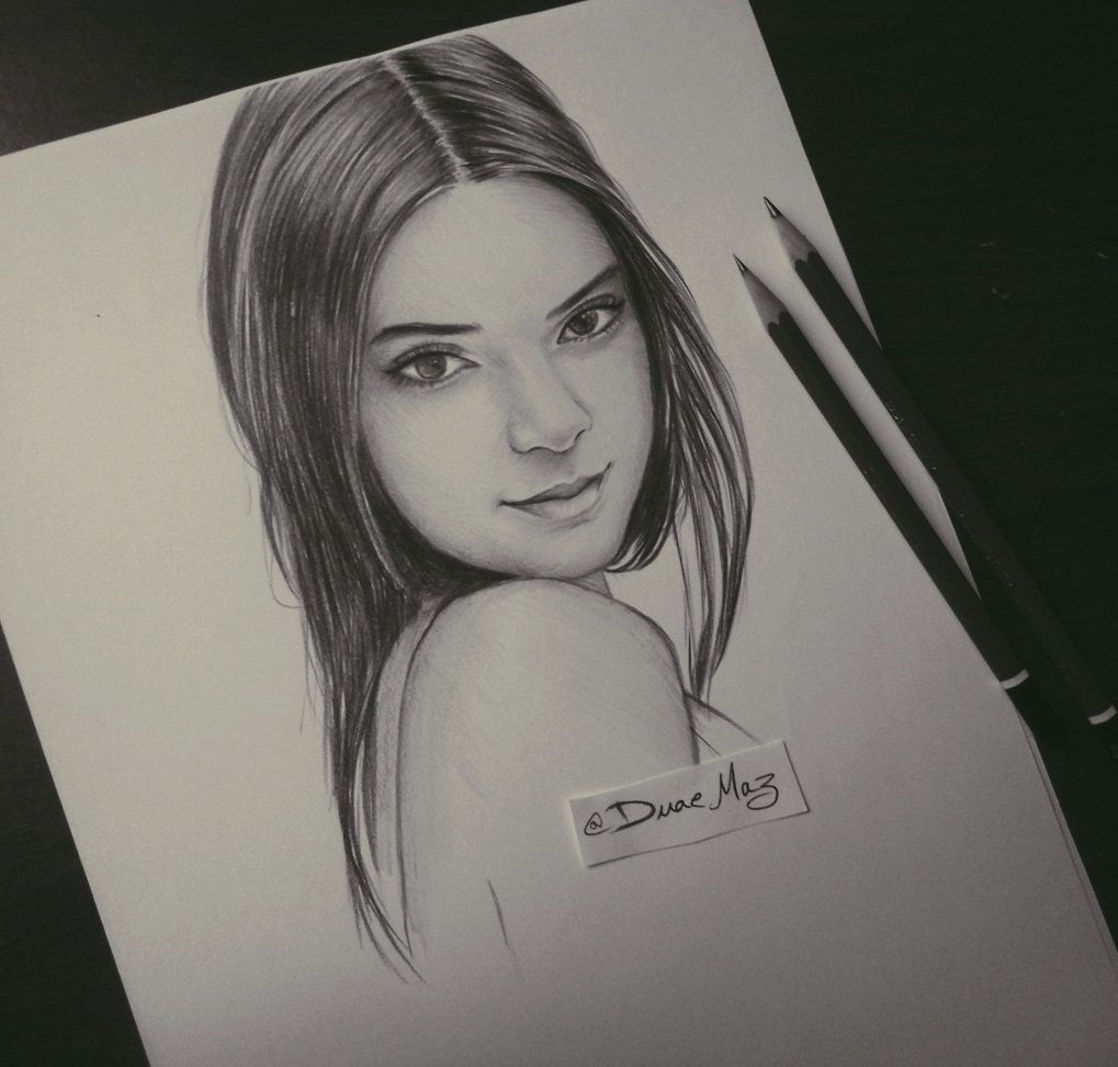 Best 25 Kylie Jenner Drawing Ideas On Pinterest: #kendall #jenner #drawing
