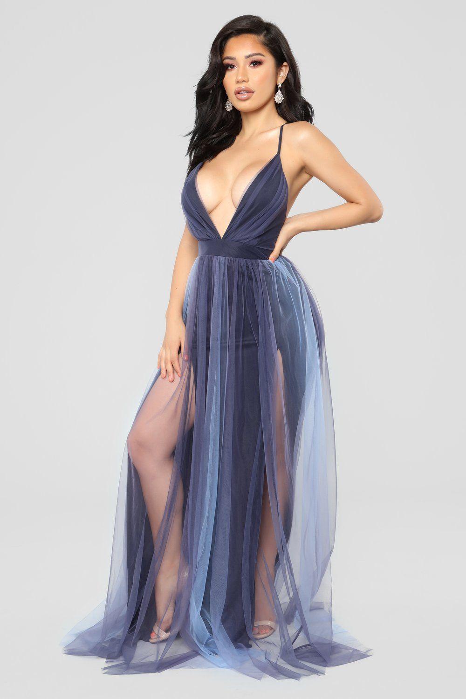 Sherbet Maxi Dress Blue Maxi dress blue, Dresses, Blue