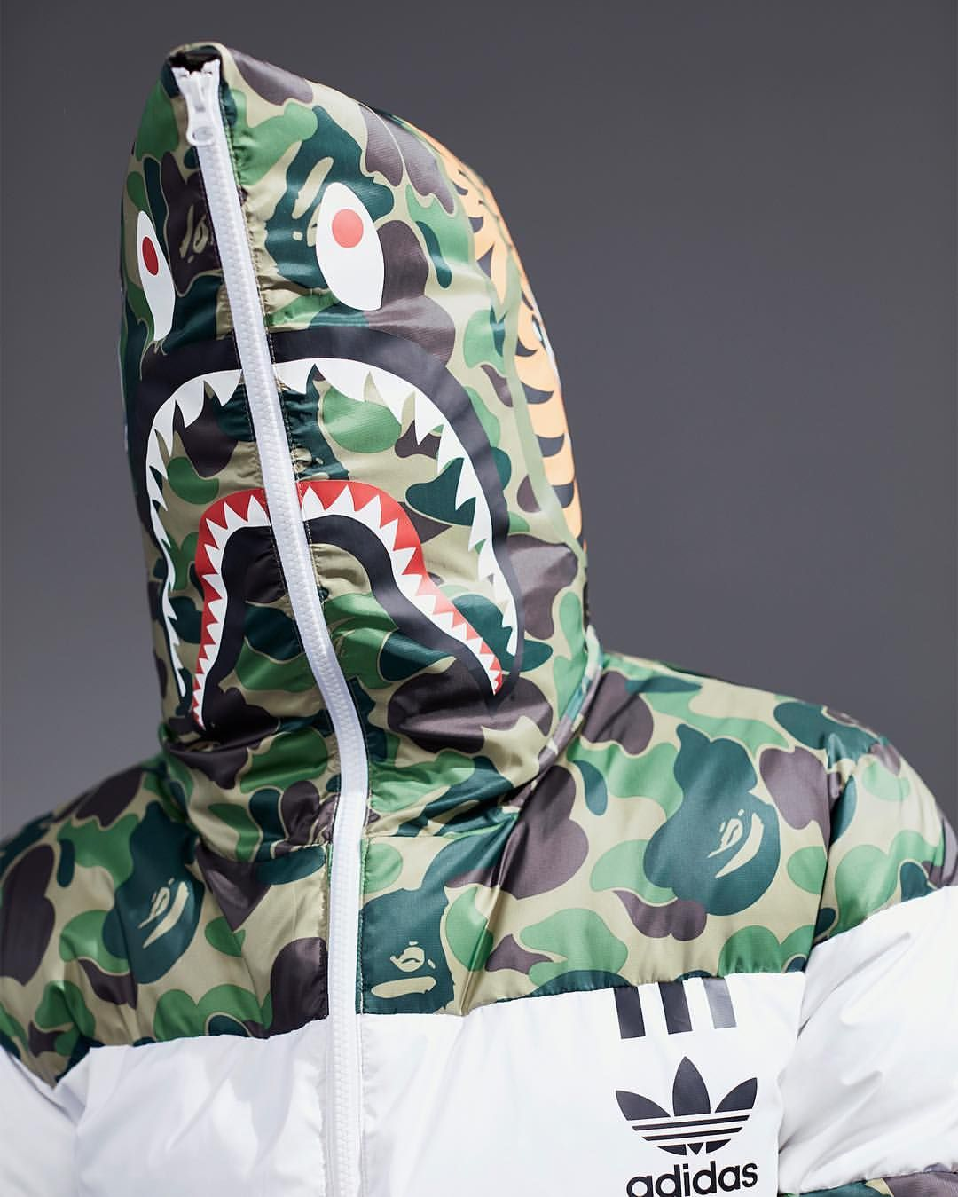 BAPE x adidas Originals Winter 2016 Collection