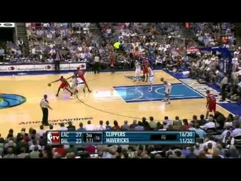 Nba Circle La Clippers Vs Dallas Mavericks Highlights April 02 2012 Www Nbacircle Com With Images Dallas Mavericks Youtube