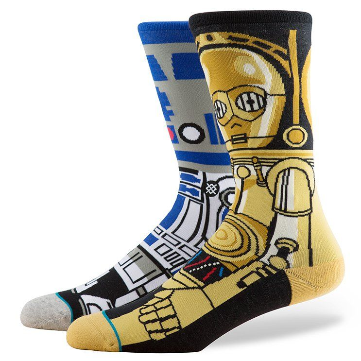 Stance | Droid | Men's Socks these are the socks you're