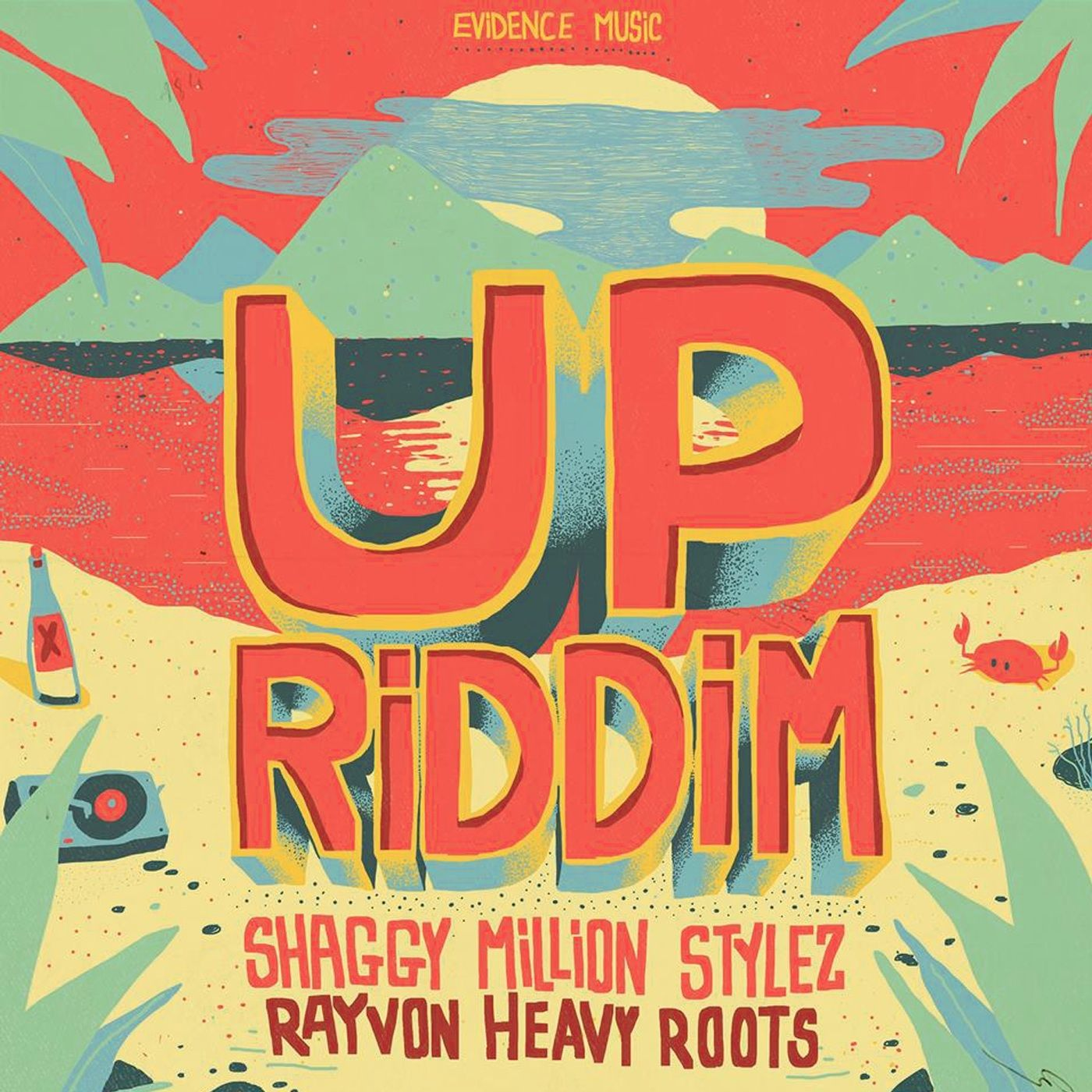 Up Riddim – 2018 Evidence Music | Riddim's | Music labels
