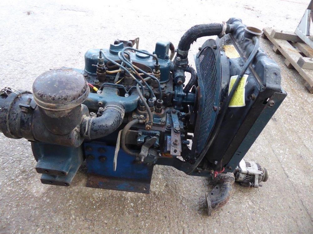Kubota D850 3 Cylinder Diesel Engine Kubota Diesel