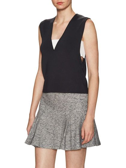Underlayer Band Top by Derek Lam 10 Crosby at Gilt