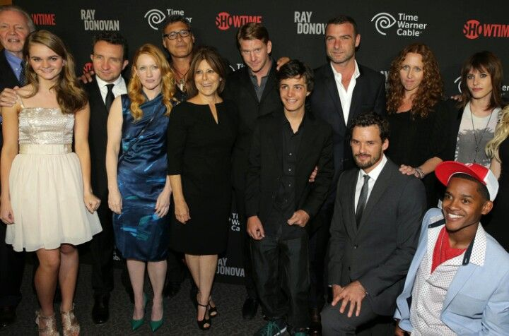 Showtime ray donovan cast