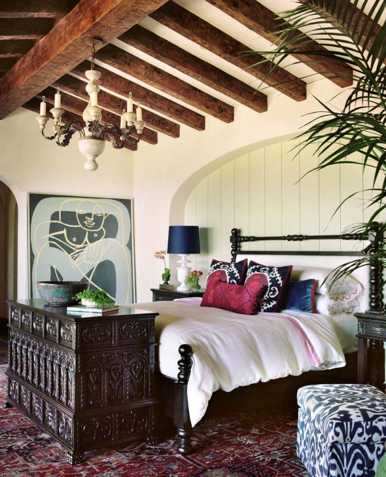 26 Mediterranean Bedroom Design Ideas: 60 Absolutely Dreamy Bedrooms Featured On One Kindesign