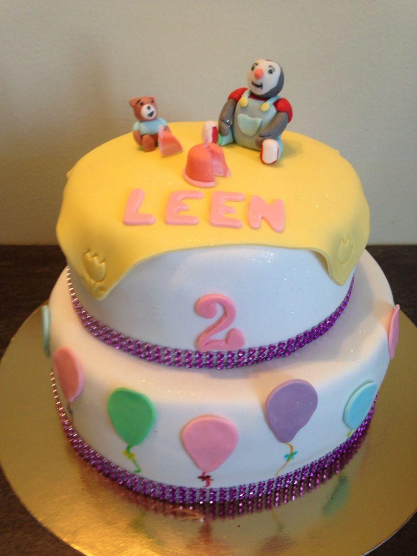 Birthday Cake Tchoupi Doudou Ballon Thème Birthday