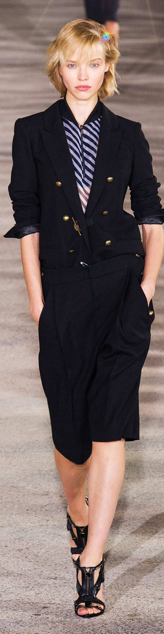 Anthony Vaccarello Collection Spring 2015