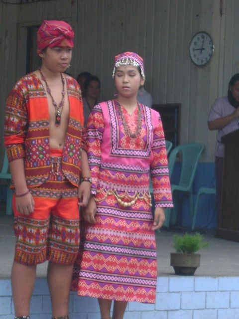 Traditional visayan tattoo design meaning