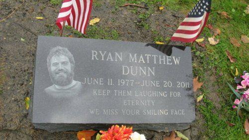 Rip Ryan Dunn Damn You Are So Missed3 Stars I Love Pinterest