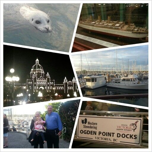 Victoria, Britsh Columbis with a great tour guide! #Canada #BC