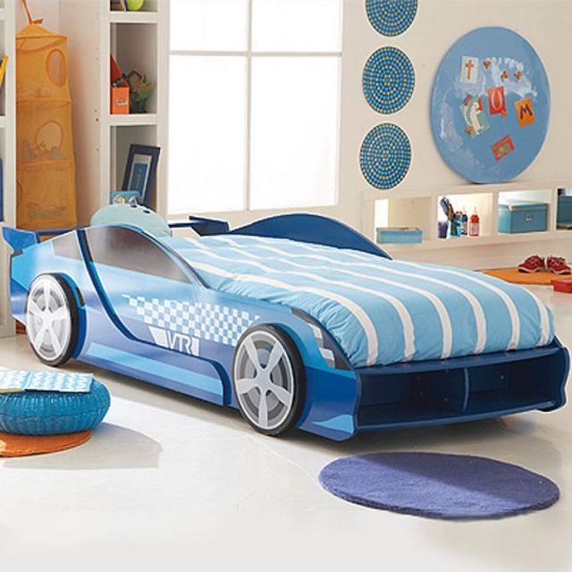 Ideas de decoraci n de habitaciones para ni os entre 2 y 5 - Habitaciones infantiles nino ...