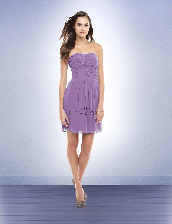 Bridesmaid Dress Style 156