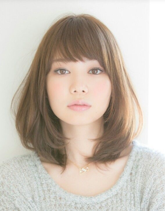 #hairstyle | Hair styles | Hair cuts, Japanese hairstyle ...