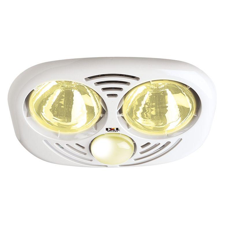 IXL 3 In 1 Mirage Bathroom Heater | Bathrooms | Pinterest ...