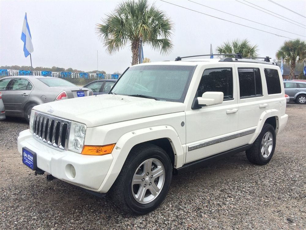 Ebay 2010 Commander Limited 2010 Jeep Commander For Sale With Images Jeep Commander 2010 Jeep Commander Jeep