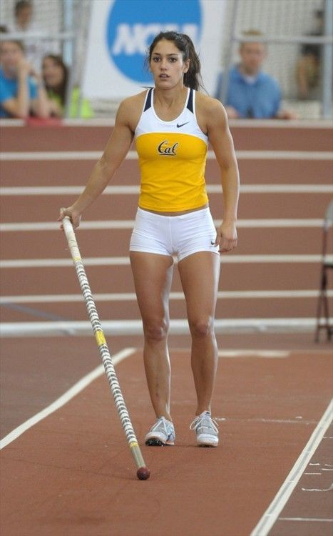 Allison Stokke - UC Berkeley - 12-Mar-20112011 NCAA Indoor Track ...