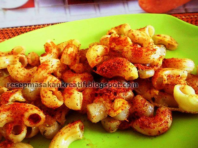 Resep Cilor Makaroni Pedas Resep Masakan Indonesia Resep Makanan