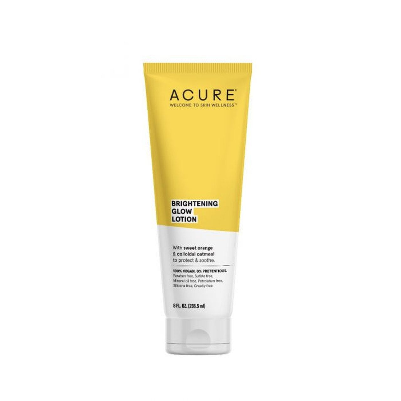 Acure Brilliantly Brightening Glow Lotion