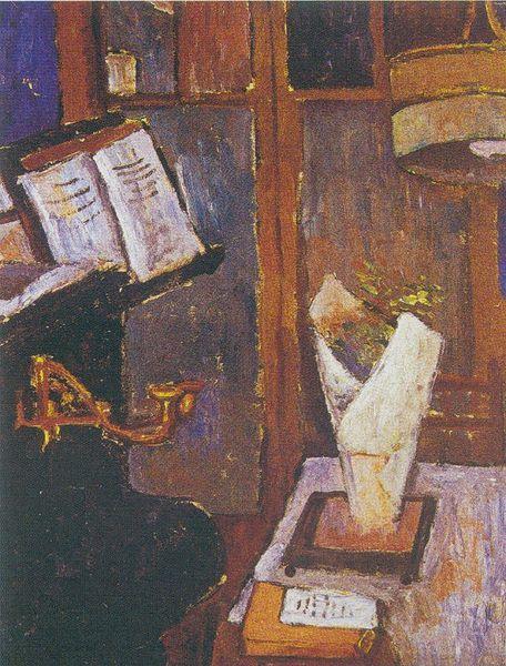 Bookwomanartists - Jeanne Hébuterne -