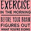 Best Fitness Motivation Funny Hilarious Words Ideas #motivation #funny #fitness