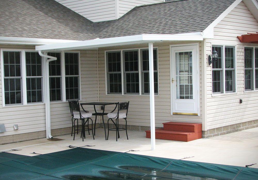 Metal Porch Awnings