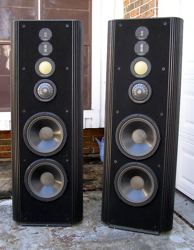 Infinity Kappa 9  | Those Were The Days! | Audiophile speakers
