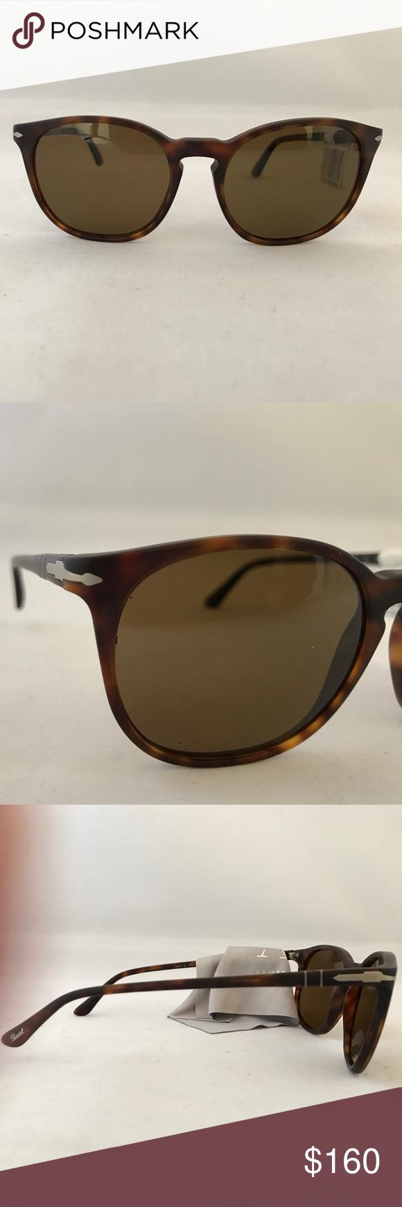 Persol sunglasses polarized