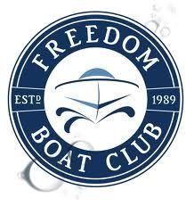 Freedom Boat Club Open House In Punta Gorda Florida Boat Club Logo Design Diy