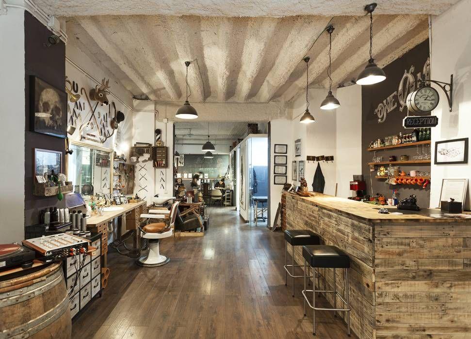 Fotos de Decoración y Diseño de Interiores | Espacios, Barberia y Estilo
