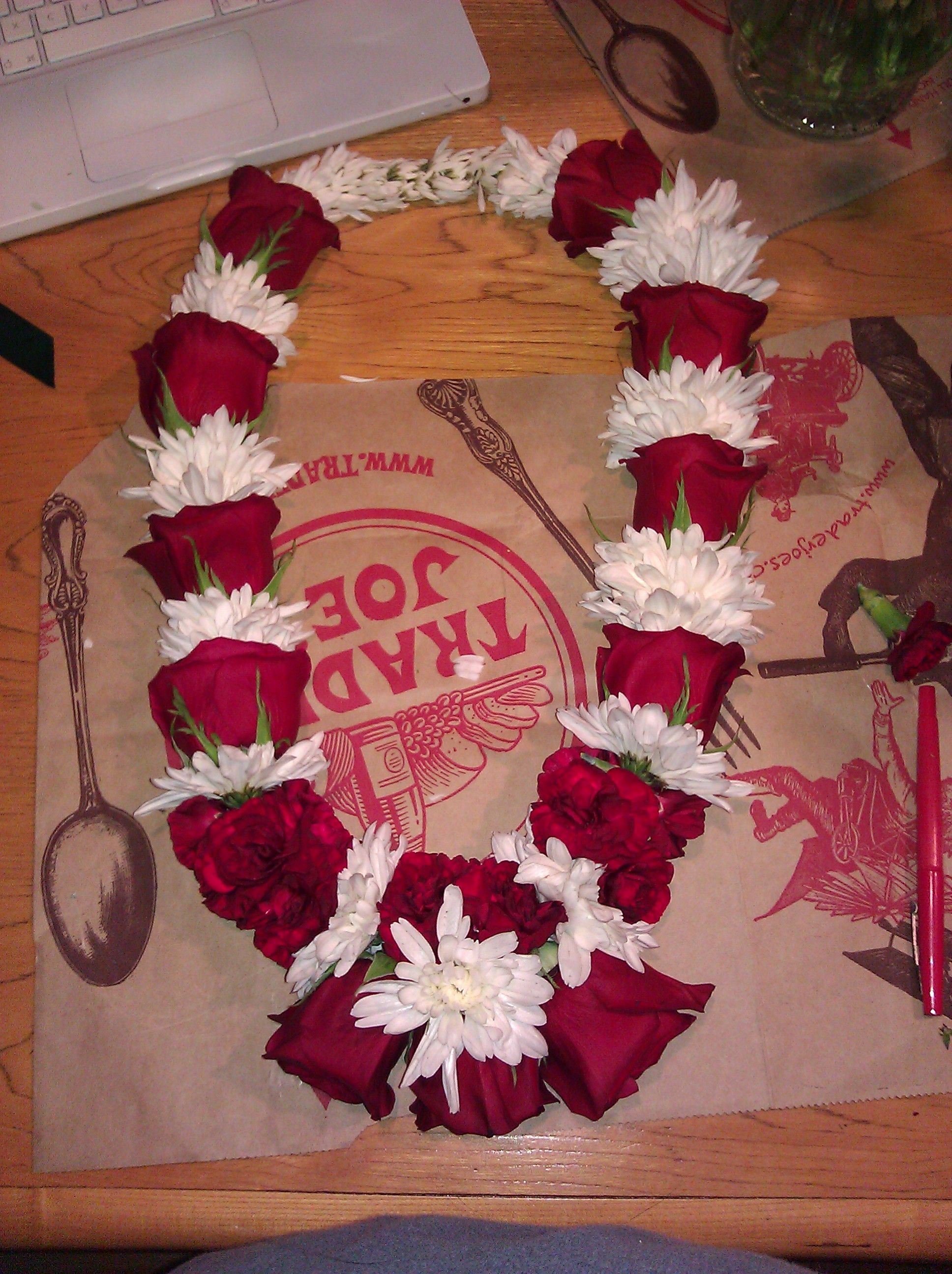 Varmala Maala Indian Flower Garland If They Would Just Get Marrie