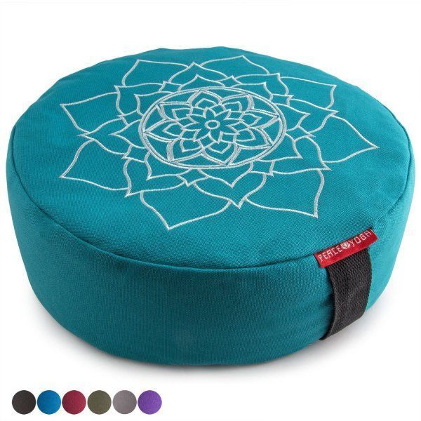 Mindful Mats: The 6 Best Meditation Cushions Under $30. #Yoga #YogaMats #Health #Fitness
