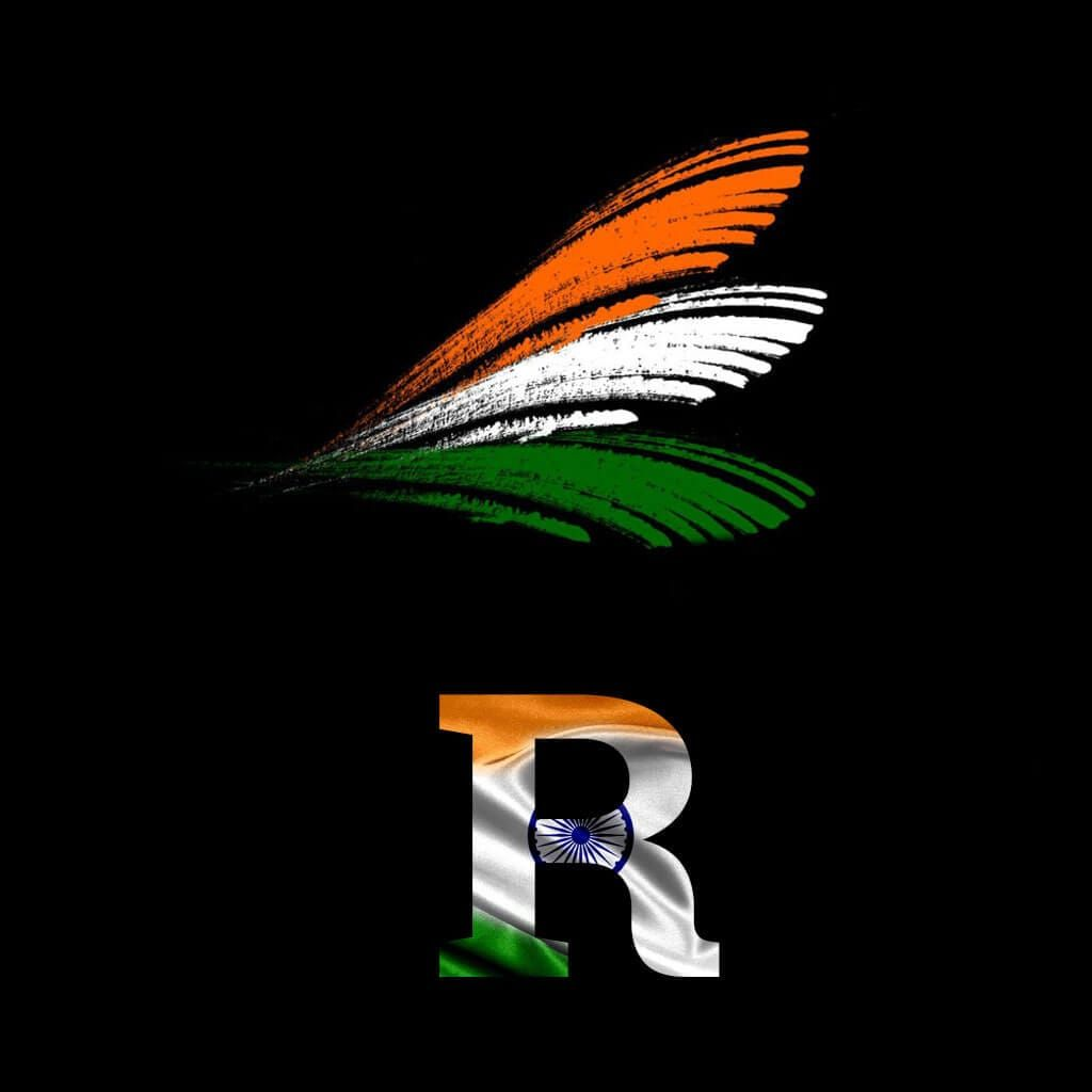 R Name Whatsapp Dp Tiranga New Pic Indian Flag Images