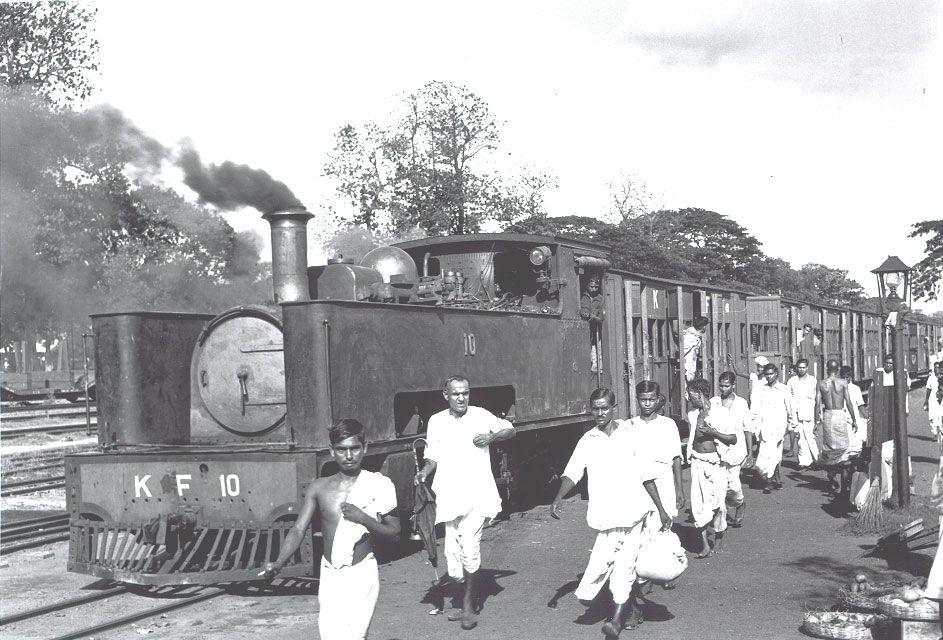 KALIGHAT FALTA RAILWAY (KFR) | Indian railways, India railway ...