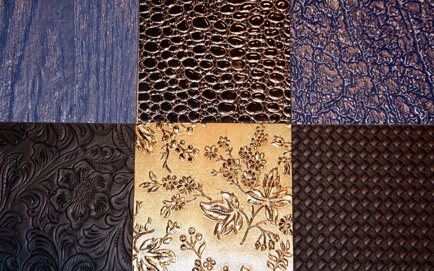 Dettagli pannelli a campione nostra collezione Texture. Vieni a scoprirla nel nostro sito www.voicetec.it