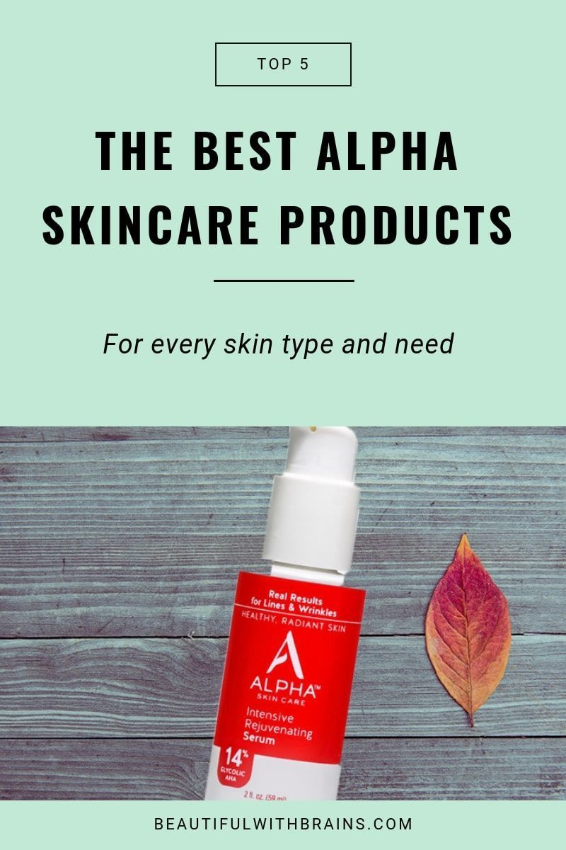 Click This Pin For The Best Alpha Skincare Products For Every Skin Type And Need Skincare Skincarep Anti Aging Skin Care Diy Skin Care Secrets Oil Skin Care