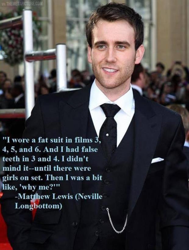Neville Longbottom Matthew Lewis Harry Potter Love Harry Potter Obsession